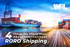 (Part 2) Four Things You Should Know About International RORO Shipping