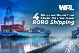 (Part 1) Four Things You Should Know About International RORO Shipping