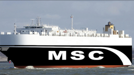 MSC ADDS NEW RO-RO SERVICE FROM NWC TO WEST AFRICA - Courtesy MSC