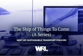 The Ship of Things To Come: Next up: Sustainable transport policies