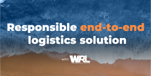 End-to-end logistics solution