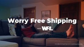 Worry-Free Shipping with WRL Shipping